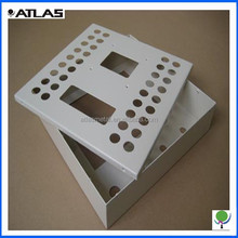 steel fabrication case,custom metal casing,custom electronic enclosure