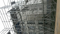 galvanized/painted new technology kwikstage scaffold standard from China