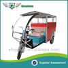 2015 hot sale eco friendly reasonable design Battery powered 3 wheel motorcycle passenger tuk tuk for sale