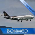 Shenzhen de la gota libre empresa dhl líbano transporte aéreo