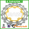 motorcycle parts CNC aluminum 320mm oversize brake disc and bracket for KTM motorcycle