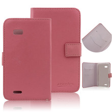 for Lenovo A788T case, wallet leather flip cover case for Lenovo A788T