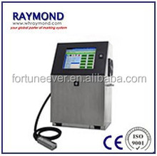 Industrial small touch screen offset manual inkjet machinery date ink printing machine