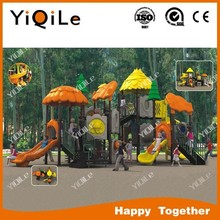 Outdoor kids playground play equipment