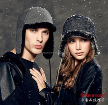 Factory Price Russia Style Aviator Hat with Earflap