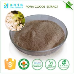 Powder form poria cocos extract for energy beverage industry raw materals