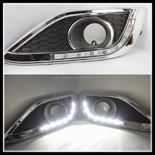 LED Daytime Running Light for Honda CR V LED Turn Signal Lights Fog Light For Honda CRV Lamp DRL