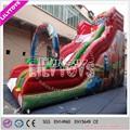 2015 design de qualidade Top escorrega gigante inflável para as crianças