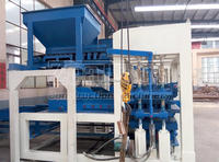 small scale industries machines fly ash concrete brick making machine in India price / wholesale concrete block suppliers