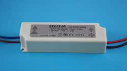 30W 12VDC led switching power supply/ neon electronic transformers/ waterproof led transformer