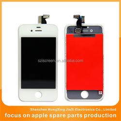 Hot selling for apple phone 4s screen display, replacement lcd for iphone 4s with best price