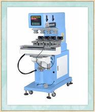 4 colores pad máquina de impresión para el regalo