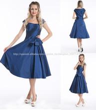 Rockabilly vestido vestido de verano walson bestdress fiesta por la noche al por mayor vestido retro 8-24 tamaños