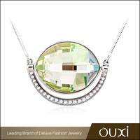 OUXI wholesale bulk gold plated jewelry necklace silver jewelry chain