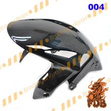 PAINTED FDB Aftermarket ABS Injection Front Hugger Front Fender Front Mudguard CBR 1000RR 08 09 10 11 12 13 color 004 black