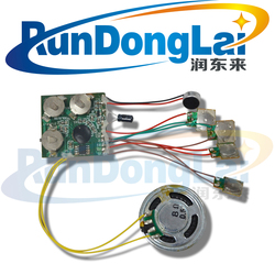 recordable sound chip for toys/dolls