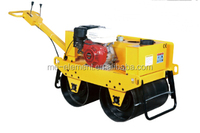NEW!!! diesel engine6HP,KAMA engine, double drum ,hydraulic vibratory road rollers