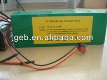 12V40Ah LiFePO4 battery pack for storage power use