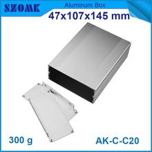 2015 wall mounting aluminum anodizing case for electronics