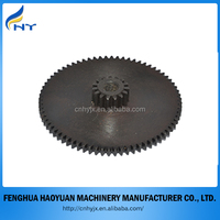 High precison Mould injected plastic nylon 20 Teeth plastic gear pinion gear manufacturer
