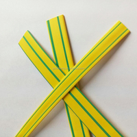 Insulation material Heat shrinkable yellow & green tube