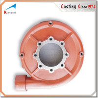 Hot products bestseller industry China supplier ductile iron centrifugal pump casting
