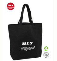China Supplier New Cheap Canvas Bucket Bag with Own Logo Printed