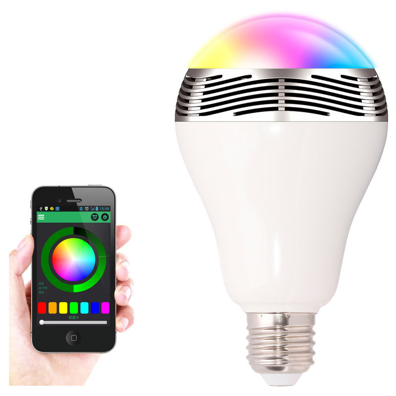 wholesale langma color light bluetooth speaker led lights