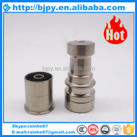Engrave Logo Gr2 Highly Educated Titanium Infinity Nail and Titanium Grade 2 Titanium Nail Domeless