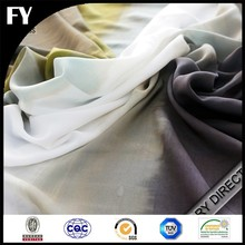 100% pure mulberry soft and natural silk fabric china