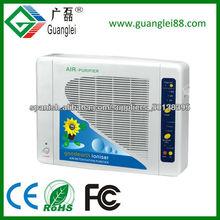 Purificador de aire con ozono purificador de aire generador/Home