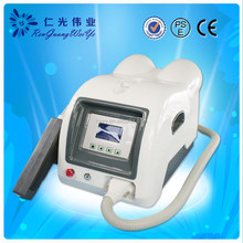 532nm 1064nm carbon peel tips tattoo removal laser