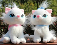 Top quality lovely cute plush stuffed cat