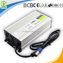 For clean machine lead acid 24V36V48V battery charger Japan PSE certified charger for escooter