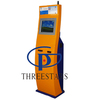 How to pay bill or money via the payment kiosk