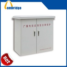 china manufacturer waterproof outdoor network cabinet battery case enclosure