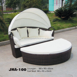 Guangdong outdoor furniture outdoor longer bed