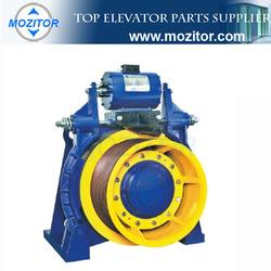 Traction Machine MZT-MG-G250|elevator gearless traction machine cost|elevator spare parts manufacturer
