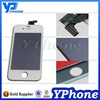 Alibaba China original pass lcd for iphone 4+lcd screen flex cable for iphone 4
