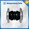 foshan plumbing fittings dn100 pn16 double sphere union type rubber joint