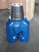 Hard rock insert tooth tricone drill bits