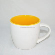 classic ceramic mug ,Allen show the same section , poupur ceramic coffee cup