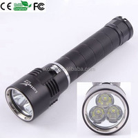 Super Bright 3xCree L2 U2 100m LED Diving Flashlight 4500Lm Underwater Flashlight Diving Lamp torch With 26650 Battery