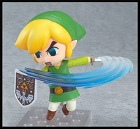 Customized The Legend of Zelda link the wind waker ver figurine for sale