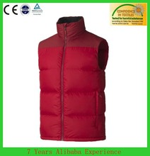 red soft shell vest, promotional softshell vest, men's vest-7 years alibaba experience