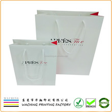 Luxury Printed Shopping Paper bag