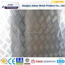 Tread Plate 1000series/aluminum embossed sheet for provide in stocks