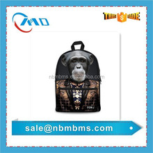 Fashion Youth Daily Use Cotton Denim Backpack