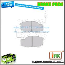 Car Brake Pad Used For Citroen AX C15 ZX Peugeot 106 306 GDB1033