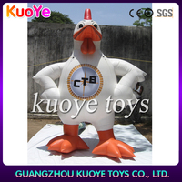 inflatable rooster large,event inflatable models,custmozied inflatable toys